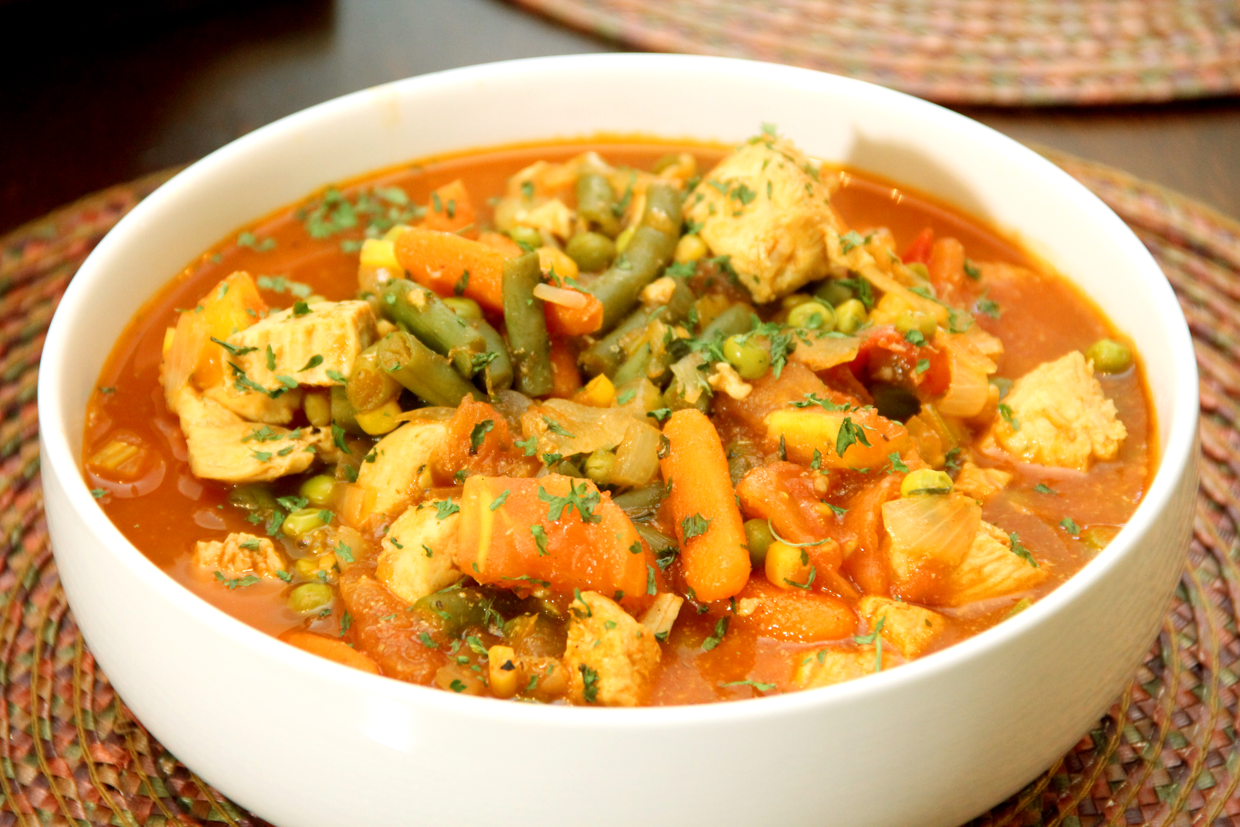 Amazing Chicken Vegetable Stew Recipe - I Just Like To Cook